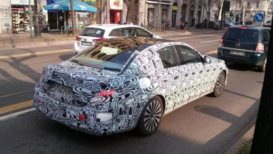 Next gen Mercedes E-Class Sedan will likely debut at Detroit