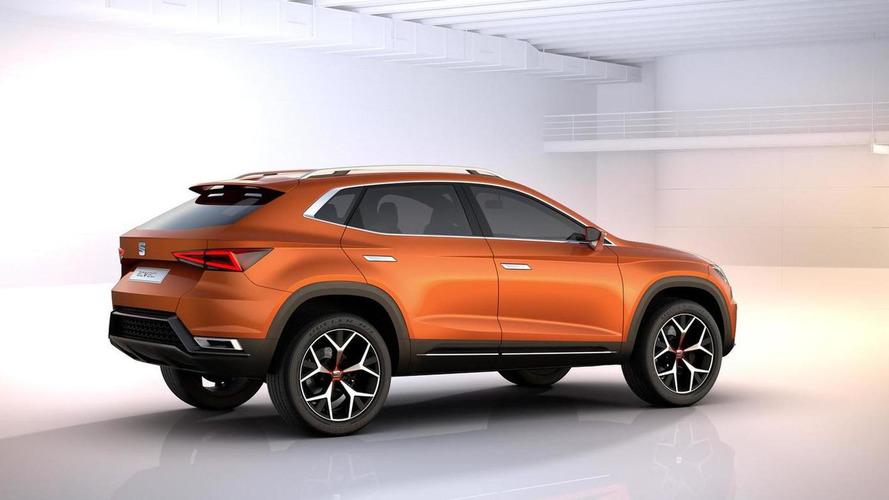 SEAT prépare un SUV sportif et coupé pour 2020