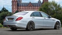 Mercedes-Benz S65 AMG by Voltage Design