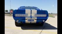 Ford Mustang Blue Boss Custom