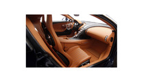Amalgam Collection Bugatti Chiron 1:8 ölçekli model