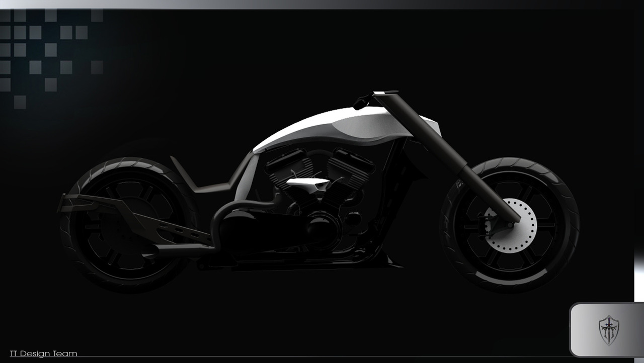 New Gen TT Chopper Concept