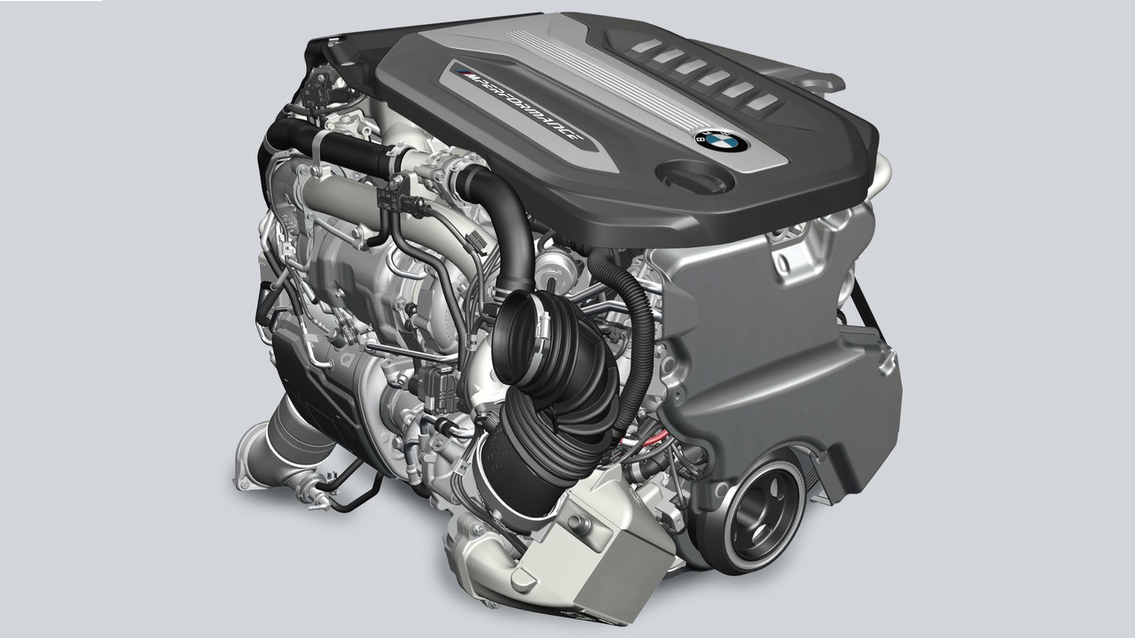 BMW dünyanın en güçlü altı silindir dizelini 750d ile tanıttı