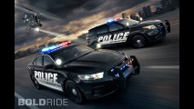 Ford Police Interceptor Sedan