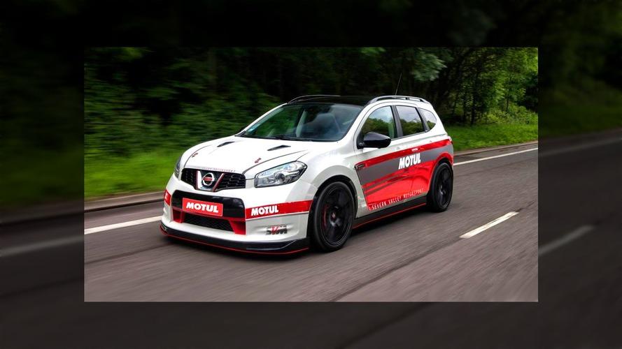 1,500 bg'lik Nissan Qashqai-R çekilişle veriliyor