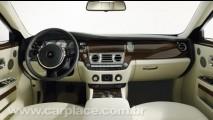 Rolls Royce 200EX - Fotos do conceito da