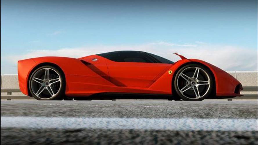 La Ferrari F70 nascerà a Parigi