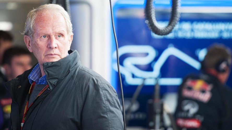 Marko denies making Audi ultimatum