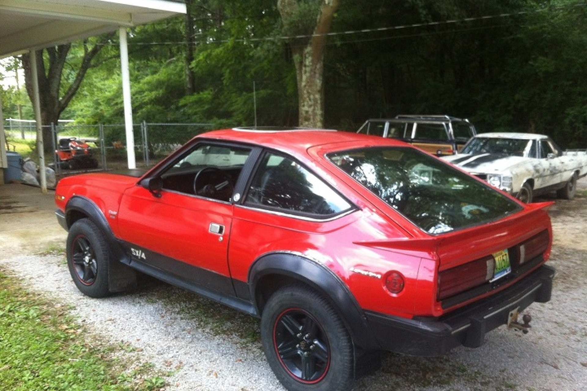 Buy the Original Crossover: The AMC SX/4