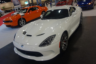 Top 5 Rides from the Miami Auto Show