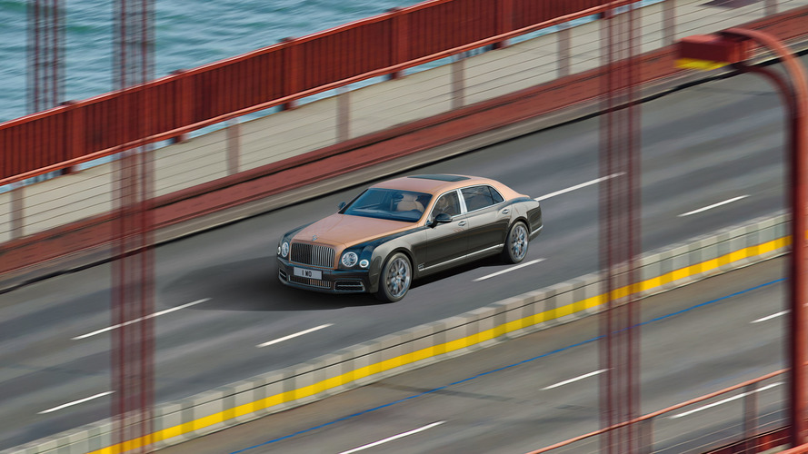 Where's Waldo? Bentley hides Mulsanne EWB in gigapixel image