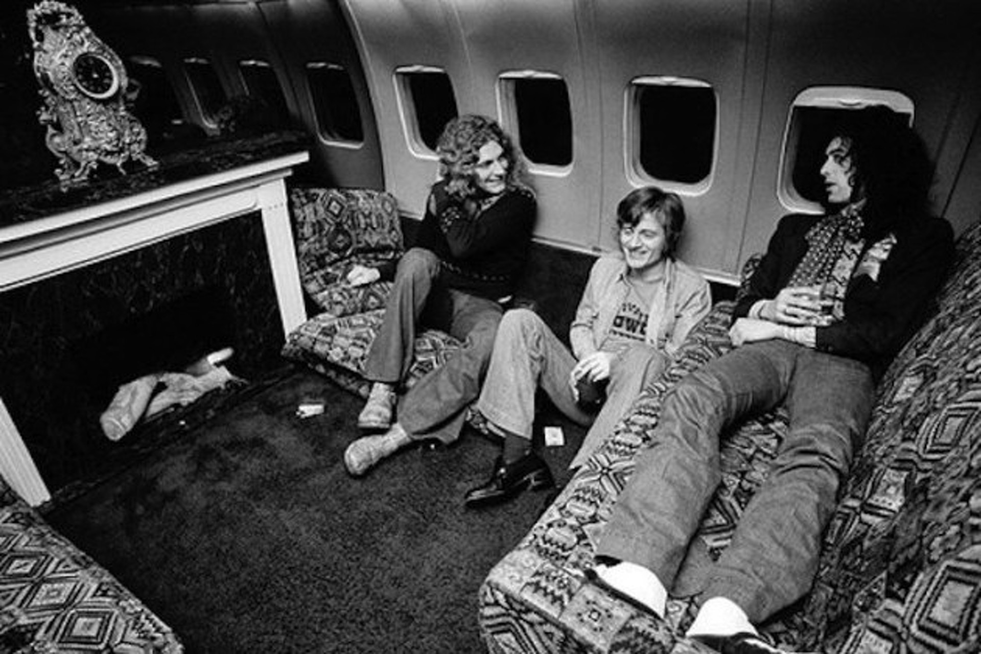 Chariot Of The Gods Led Zeppelin And The Starship Airplane