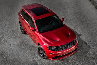 Yes! Jeep Grand Cherokee May Get a 707HP Hellcat V8