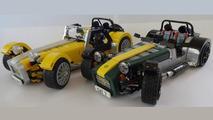 LEGO Caterham Super Seven