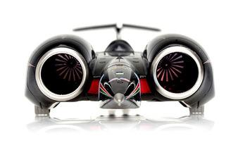 What's in Felix Baumgartner's Five Car Garage