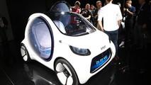 2017 Smart Vision EQ concept Frankfurt