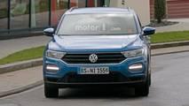Volkswagen T-Roc R Fotos Espía