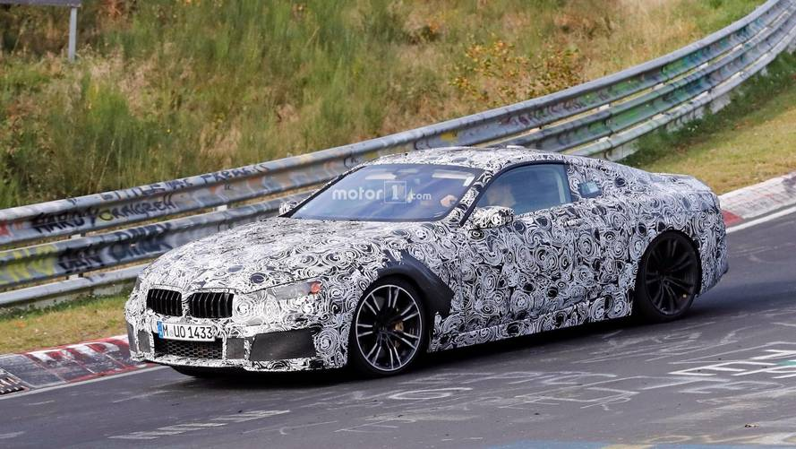 BMW M8 Hits The Nürburgring Again, Shows Off New Interior