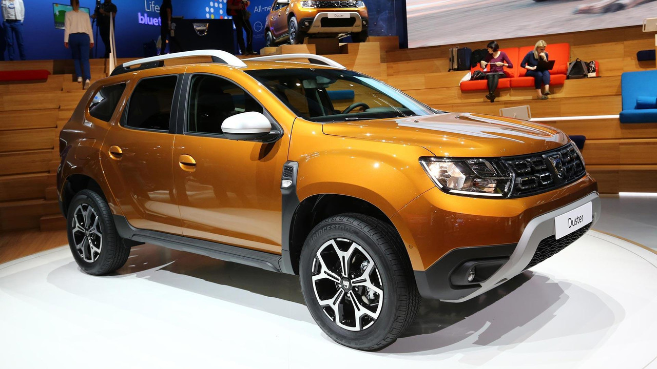 2018 dacia duster goes official with evolutionary design for Interieur duster 2018