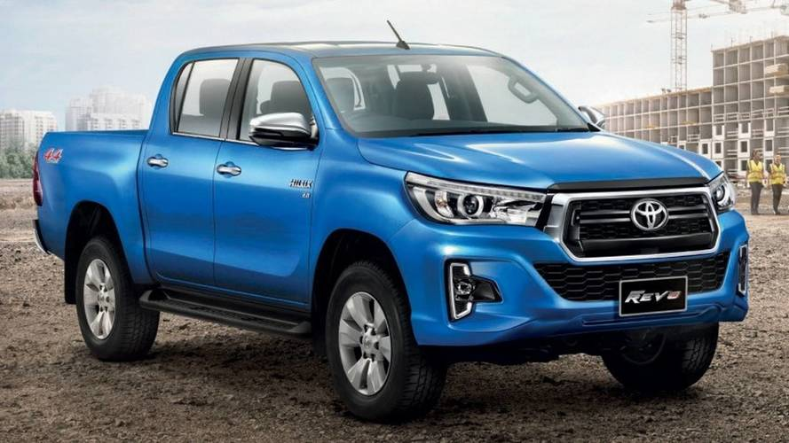 2018 Toyota Hilux Getting Luxurious Version