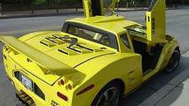 Fiero Ferrari Enzo kit car for sale on eBay