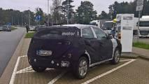 Hyundai KONA EV 2019 fotos espía