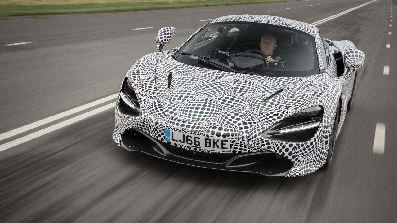 2019 McLaren Hypercar