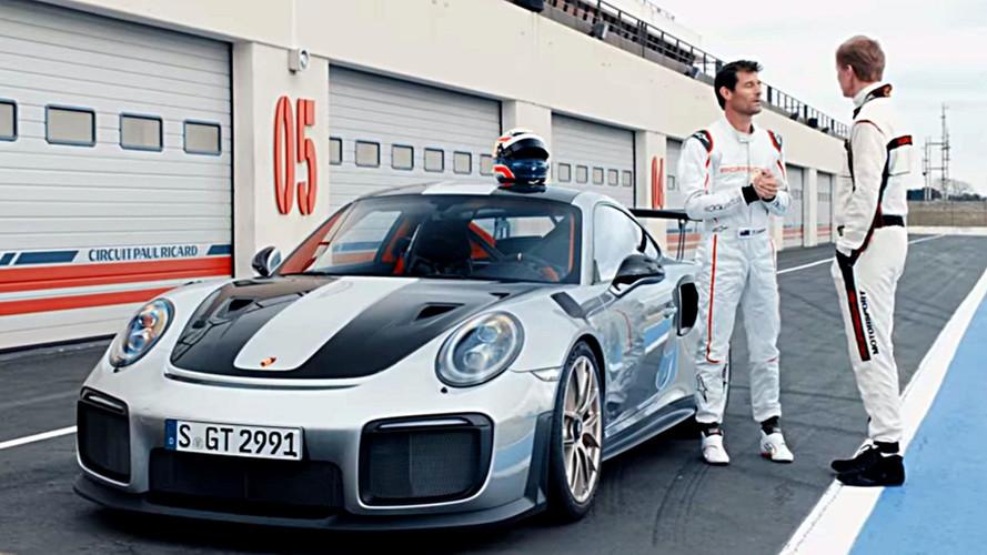 Porsche 911 GT2 RS 2017: Walter Röhrl contra Mark Webber