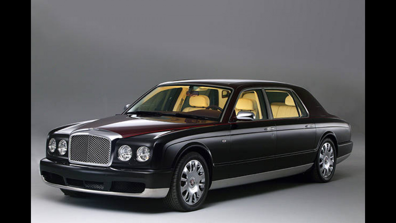 Bentley Arnage T Automatik