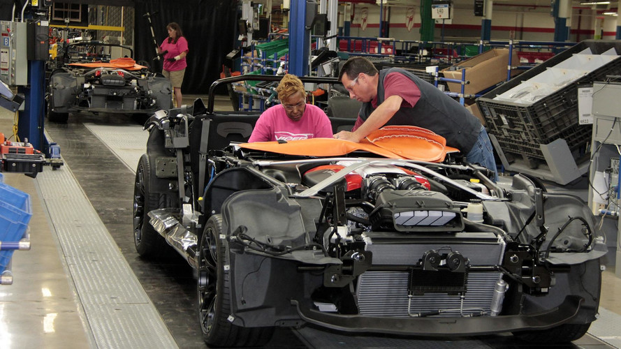 Dodge Viper Plant Becomes Home Of FCA Historic Vehicle Collection