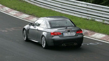 BMW M3 Coupe Cabriolet Spy Photos