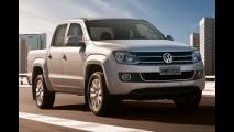 VW faz recall de quase 3 mil Amarok para reparar falha no freio