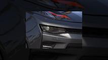 2017 Chevy Camaro Golf Arabası