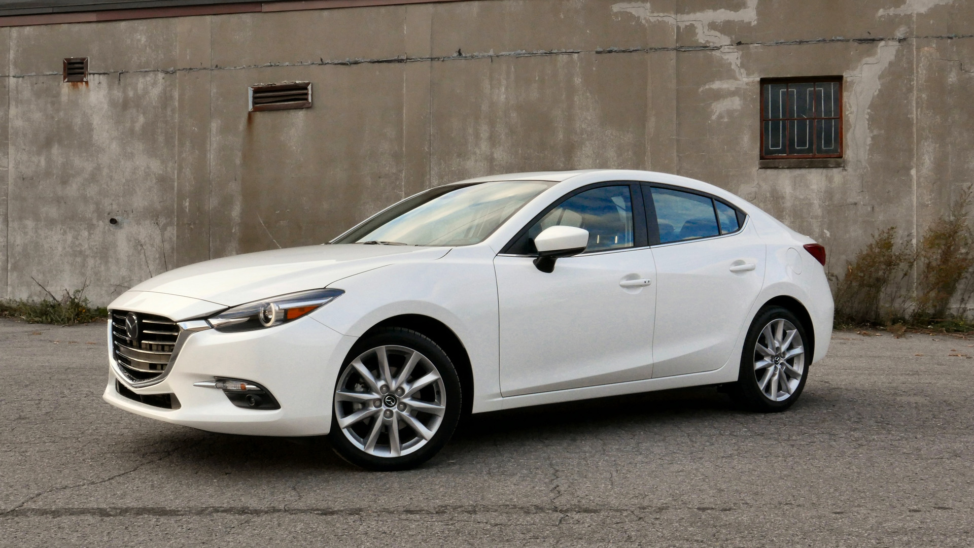 review 2017 mazda3 more of a good thing. Black Bedroom Furniture Sets. Home Design Ideas