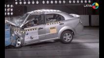 GM deve deixar de vender carros sem airbag em mercados emergentes