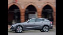 Maserati exibirá o SUV Levante em estande próprio no Salão do Automóvel
