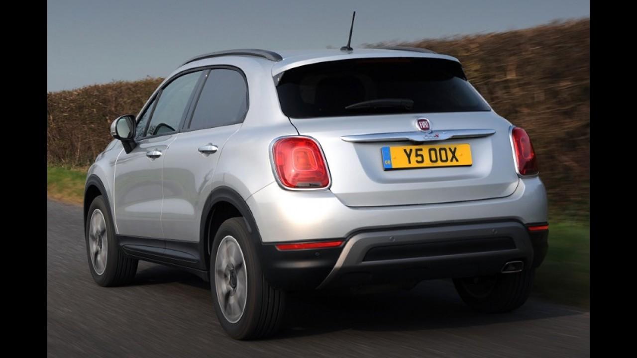 Na mira: Fiat 500X sob suspeita de extrapolar regras de emissões