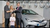 Engatinhando no Brasil, híbridos da Toyota alcançam 1 milhão de vendas na Europa