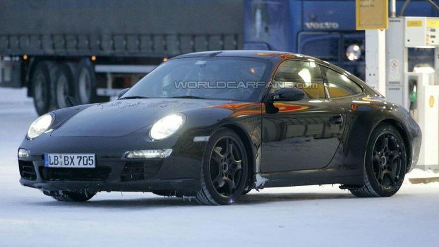 SPY PHOTOS: More Porsche 911 Facelift