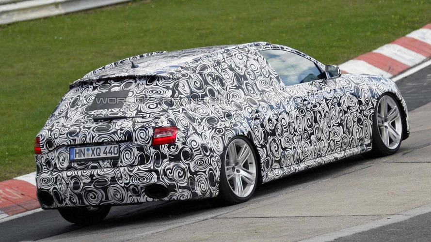 Audi RS4 Avant coming later this year - report