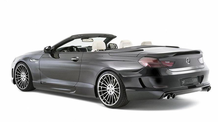 BMW 6-Series Cabrio tuned by Hamann