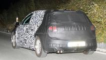 2013 Volkswagen Golf VII spy photo 30.9.2011