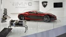Rimac Concept_One debuts in Frankfurt [video]