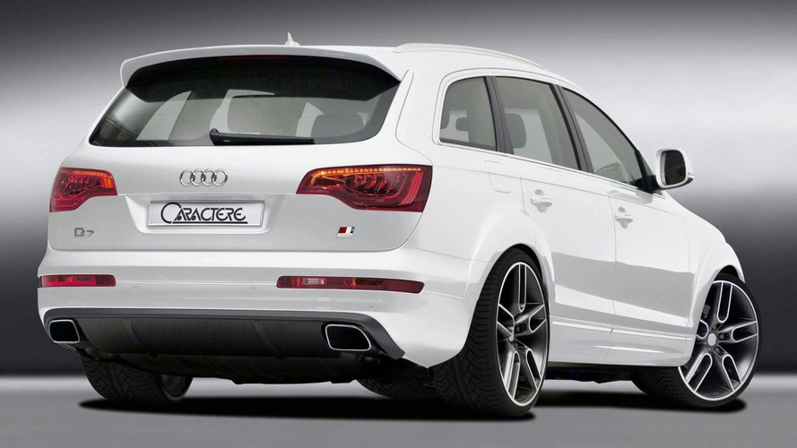 Caractere Q7 Facelift revised styling kit