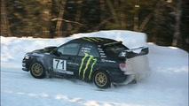 Dave Mirra Subaru WRX STI - NH Rally Win
