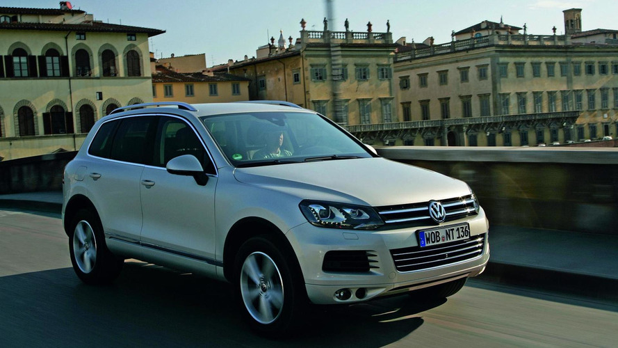 Volkswagen considering a Touareg CC?