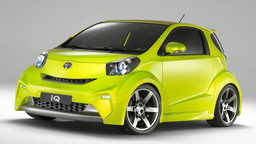 Toyota iQ Style Concepts Displayed in Frankfurt