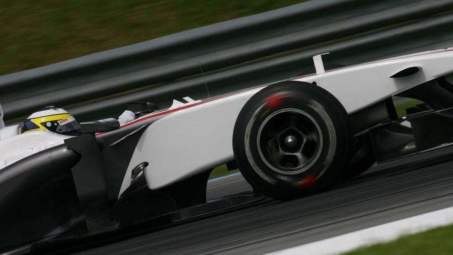 Sauber needs sponsors to boost 2010 car - de la Rosa