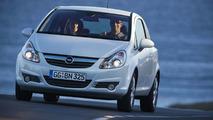 2010.5 Opel Corsa refresh