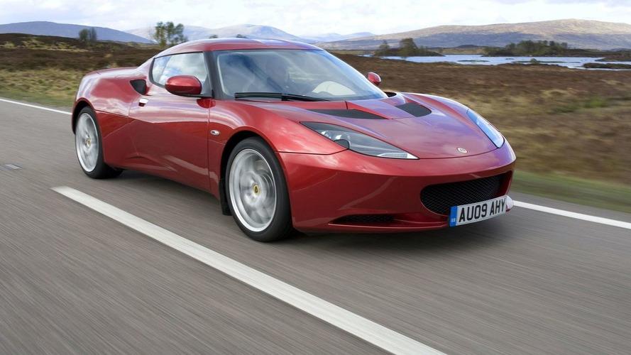 Lotus Evora facelift reportedly coming to Geneva